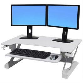Ergotron WorkFit-TL – Standing Desk Workstation