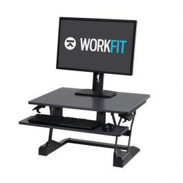 Ergotron WorkFit TS – Compact Desk Converter