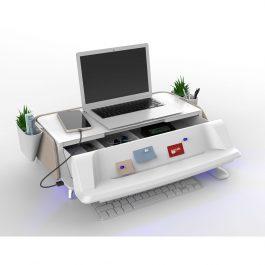 Veronica Deskmate UV Monitor Riser