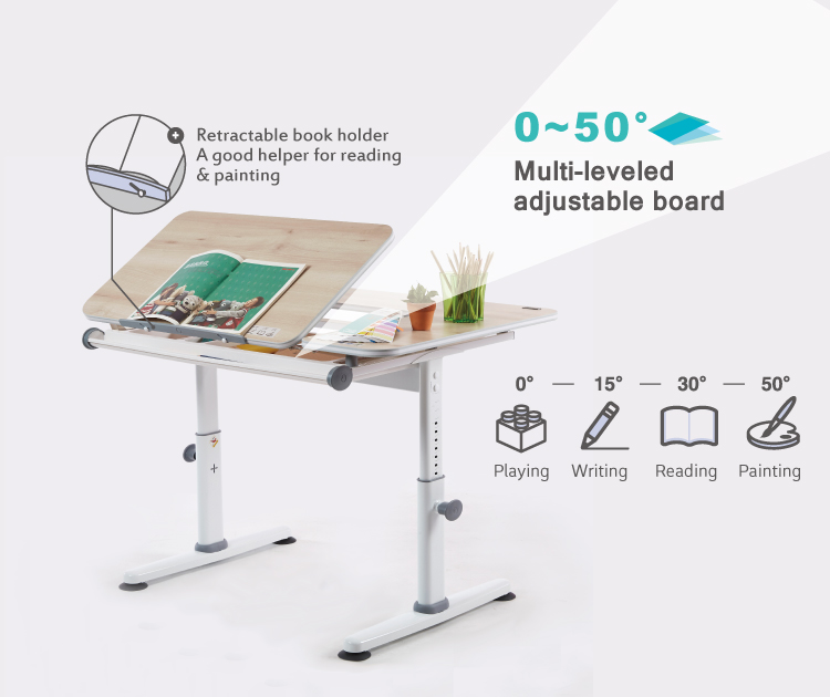 Kids2Youth M6XS Study Table